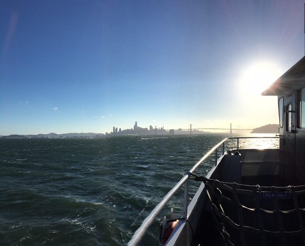 Free Oakland Harbor Tour