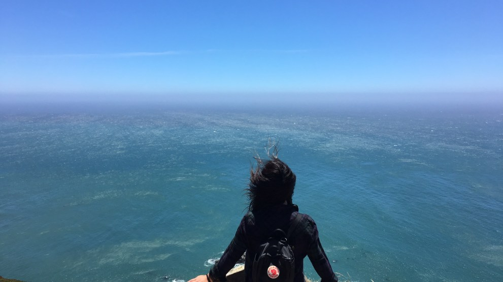 Weekend Trip: Camping in Salt Point State Park and Point Reyes