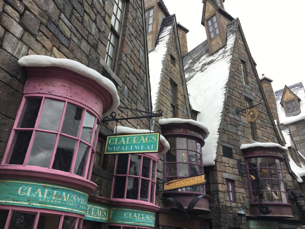 wizarding world of harry potter tips