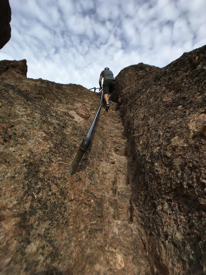 weekend at Pinnacles National Park