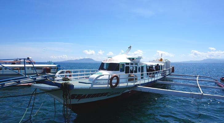 Dinagat Diaries - MV Seahorse Express