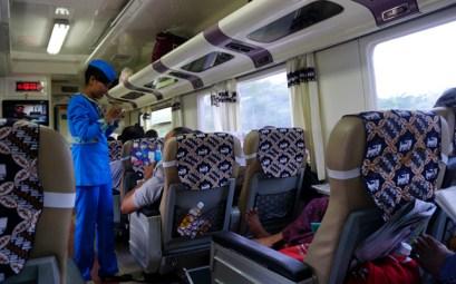 Enroute to Yogyakarta