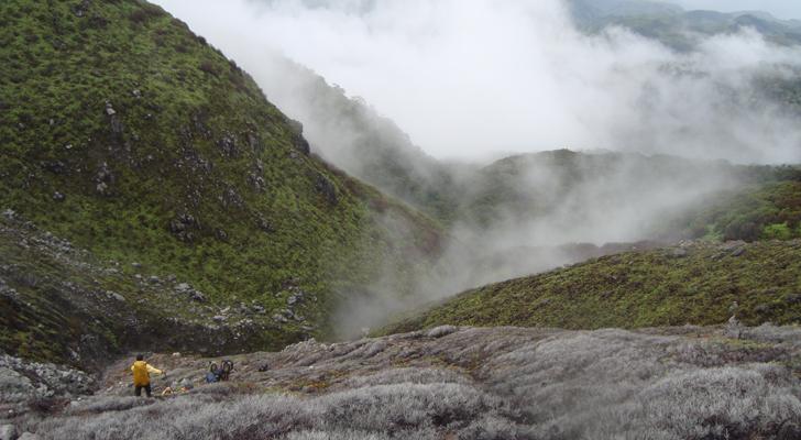Mt Apo Trek - direct assault