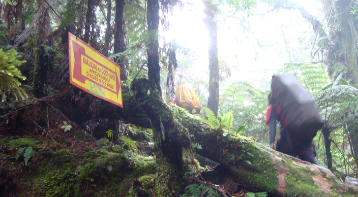 Mt Apo Trek - Baroring