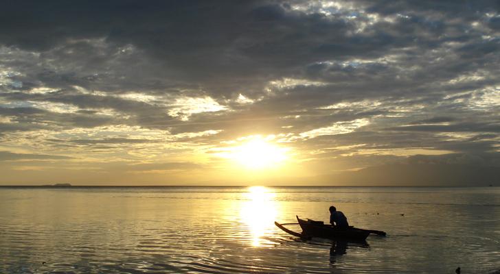 Siquijor - sunset
