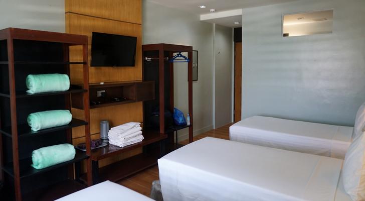 Sea Cocoon Hotel El Nido - triplet room
