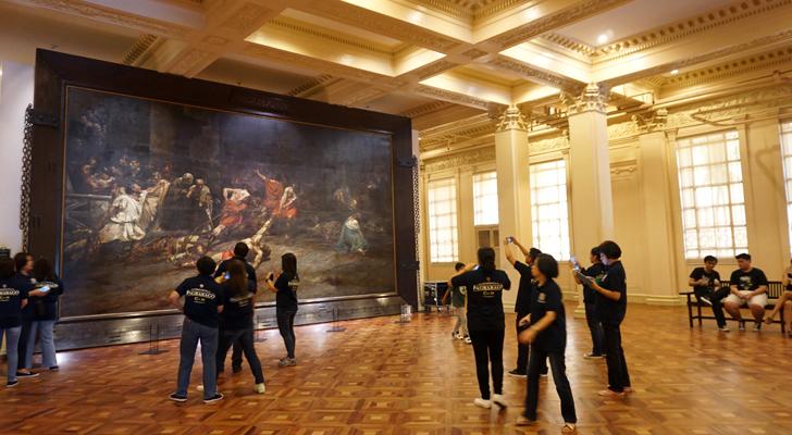National Museum - Spoliarium