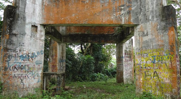 ozamiz bells - graffiti