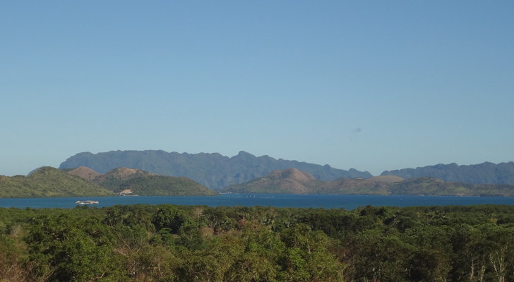 Busuanga landscape