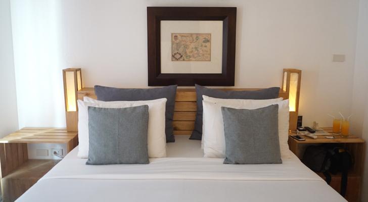 Zuzuni Boracay - comfy sheets