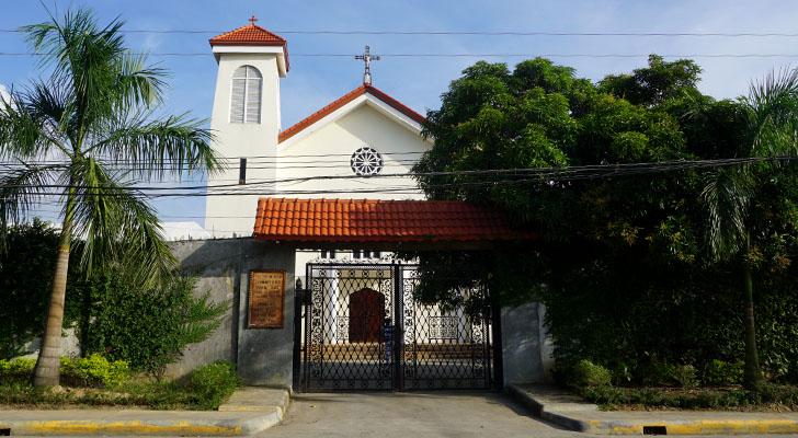 Toledo Cebu - capilla sta ana