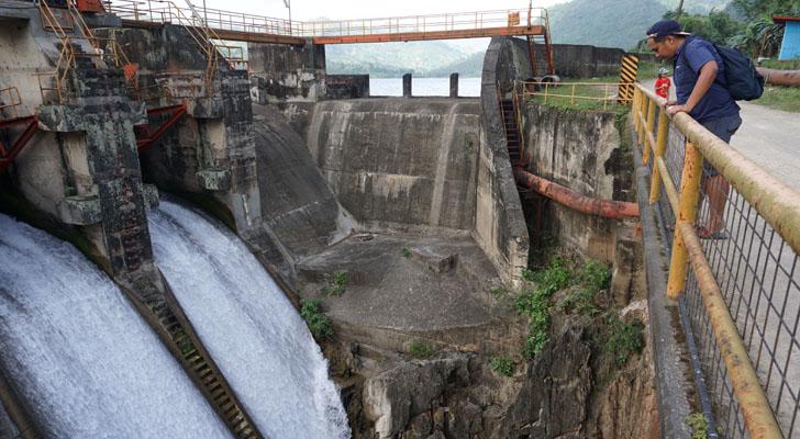Toledo Cebu - malubog dam