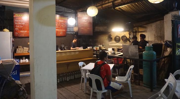 Pochero Kinaraan - kitchen