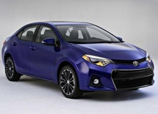 The Toyota Corolla 2014 marks the 11the generatiion of the iconic car