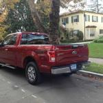 The Ford F-150 is among TheWeeklyDriver.com's Best 12 Vehicles of 2015.