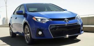 The 2015 Toyota Corolla remains much the same as the 2014 model.