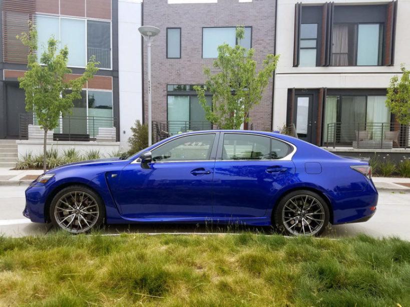 2016 Lexus GS-F Review