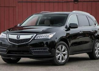 The 2017 Acura MDX has update look and new features.