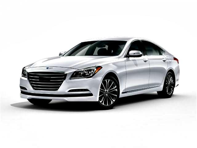 The 2017 Genesis G90 is the flagship sedan of the new luxury brand spinoff from Hyundai.