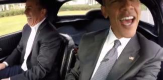 Former President Barack Obama appeared on Comedians in Cars Getting Coffee with Jerry Seinfeld.