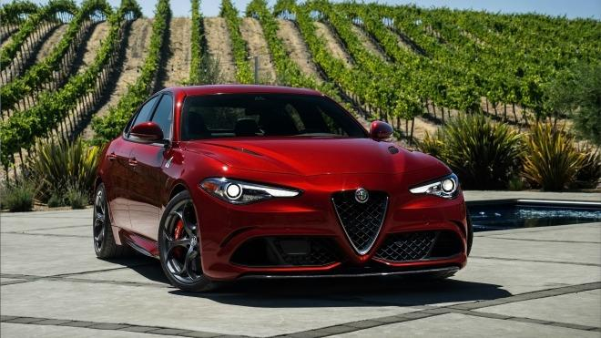 The Alfa Romeo Giulia (above), Citroën C3, Mercedes E-Class, Nissan Micra, Peugeot 3008, Toyota C-HR and Volvo S90/V90 are finalists for Car of the Year.