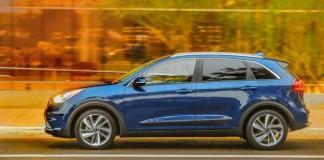 The 2017 Kia Rio defines SUV hybrid.