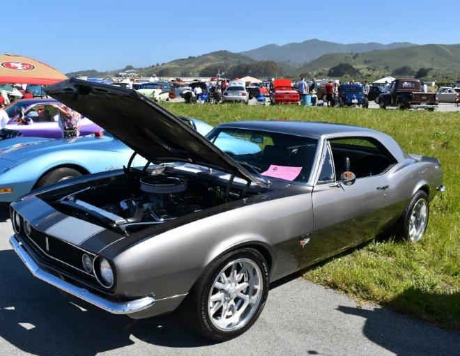 Pacific Coast Dream Machines All Things For All Engines - Half moon bay car show