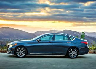 The 2018 Genesis is in its second year as a luxury sedan.