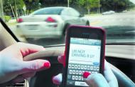 Common sense tips to avoid driving and texting
