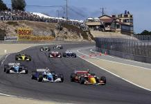 IndyCar racing will return to Laguna Seca Raceway in 2019.
