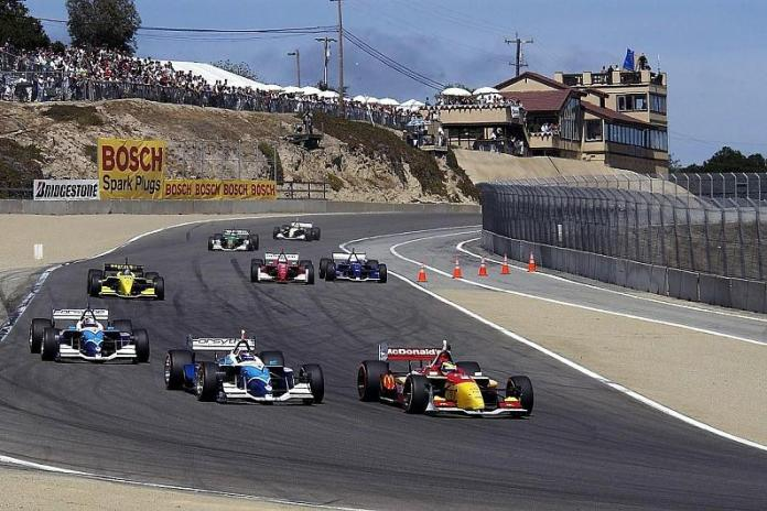 IndyCar racing will return to Laguna Seca Raceway in 2019.