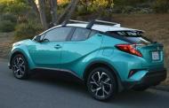 2018 Toyota C-HR looks cool, lacks performance