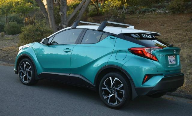 The 2018 Toyota C-HR has a coolness factor but its performance is lacking.
