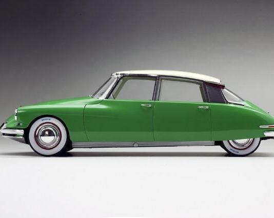 Citroen will be a marque carmaker for the first time at the Pebble Beach Concours d'Elegance.