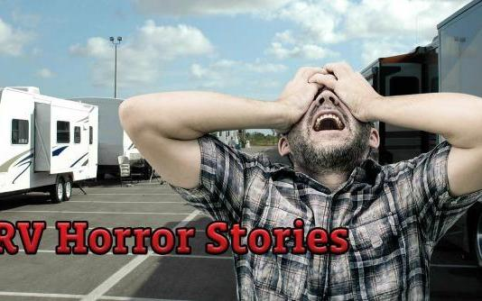Chuck Woodbury, editor and publisher of RVTravel.com has a new Facebook group, RV Travel Horrors.