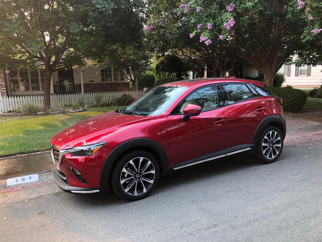 The 2019 Mazda CX-3 ha a lot to offer in the subcompact SUV segment.