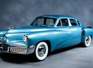 The rare Tucker will have its own class this year during Classic Car Week.
