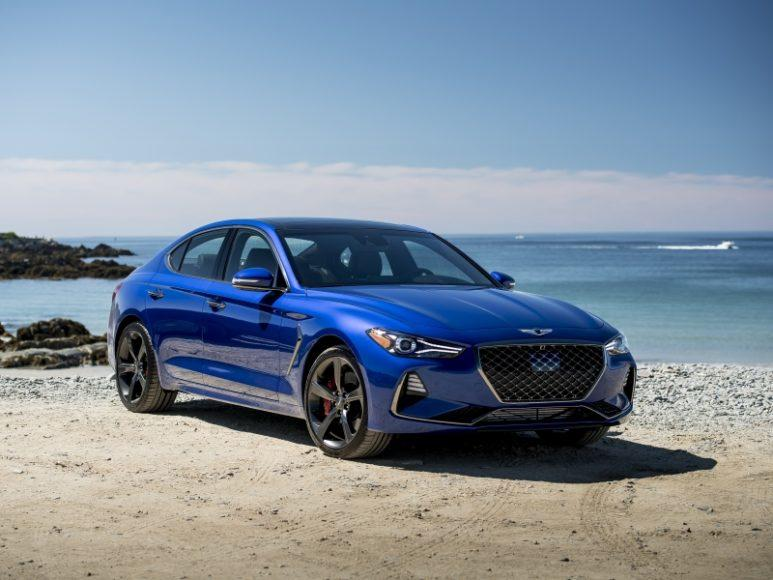 The 2019 Genesis G70 defeated 19 other vehicles as was honored as Car of the Year by MotorTrend.