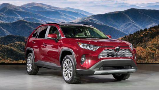 Preview 2019 Toyota Rav4 Debuts New Design Features