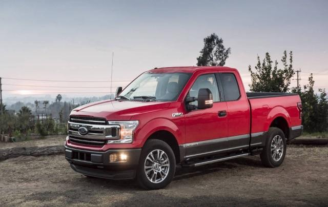 The ionic Ford F-150 truck has been recalled for the second time in three months.