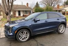 The 2019 Cadillac XT4 is arguably the best compact SUV on the market.