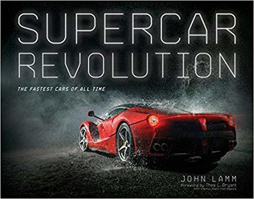 """John Lamm is a journalist and photographer who has worked for decades for many of the automotive industry's most prestigious magazines. He's also the author of several books, including the new release, Supercar Revolution: The Fastest Cars Of All Time. Sub-titled """"The one-stop guide to world-class supercar and their battle for ultimate performance and supremacy,"""" Lamm's coffeetable-sized volume is essential for anyone who admires, dreams of, or owns a supercar of their own. The veteran journalist is our guest on episode #70 of The Weekly Driver Podcast. It's also our first episode on video. It will be posted separately. Hamm's book is cleverly organized by decades but also m.p.h. """"Section 1: The First Wave, 1967-1978"""" features the first supercars in the 150-190 m.p.h range., including the Lamborghini Miura and Countach. """"Section 2: The Group B Connection, 1983-1991"""" includes supercars that can run 163-220 m.p.h and features the likes of the Ferrari F40, Acura NSX and The Vector. """"Section 3: The Modern Supercar Era 1992-Present"""" features the fastest of all, supercars that go 190-250 m.p.h., and includes the McLaren F1, Bugatti Veyron, Ford GT, Pagani Huayra and more.  Bruce and I discuss with Hamm the book-writing process and his long tenure as an automotive journalist and photographer. We also discuss his relationships with icons of the automotive world, including comedian Jay Leno. The book includes a feature Leno, host ofJay Leno's Garageand one of the world's best-known automotive collectors and enthusiasts. (Supercar Revolution: The Fastest Cars Of All Time, Published by Motorbooks, Hardcover, 240 pages, $40 USD, $52 CAN, ISBN: 9780760363348.)  The book is available on Amazon, here: The Weekly Driver encourages and appreciates feedback from our listeners. Please forward episode links to family, friend and colleagues. And you are welcome to repost links from the podcast to your social media accounts. Support our podcast by shopping on<a href=""""https://amzn.to/2PCd"""