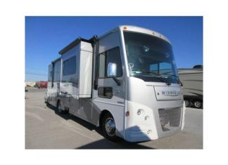 Winnebago has announced a lineup of recreational vehicles for the physically challenged.
