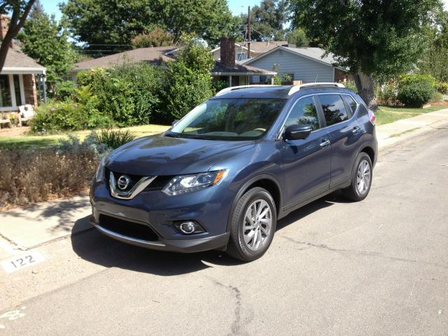 The 2015 Nissan Rogue is strong contender is tough crowd.
