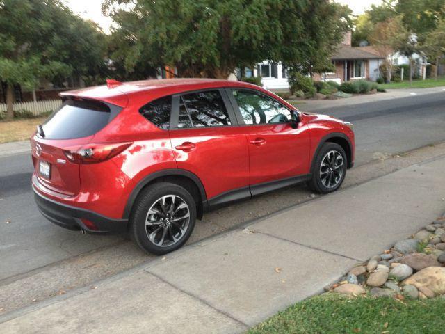 2016 Mazda Cx 5 Versatile Sporty Fuel Efficient