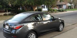 The 2016 Scion iA is a new car in the sub-compact class.