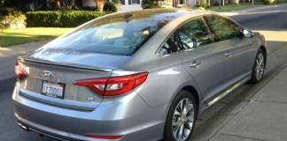 The 2016 Hyundai Sonata is a quiet, efficient family sedan.