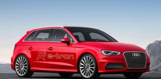 The 2016 Audi A3 e-tron has named a finalist for the Green Car of the Year.