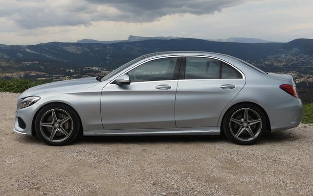 The  2015 Mercedes-Benz is an entry level sedan with a luxury line personality.