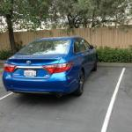 The 2016 Toyota Camry is available in six trims.